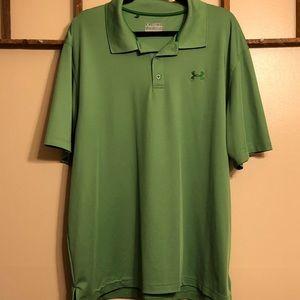 Men's under Armour Golf Shirt